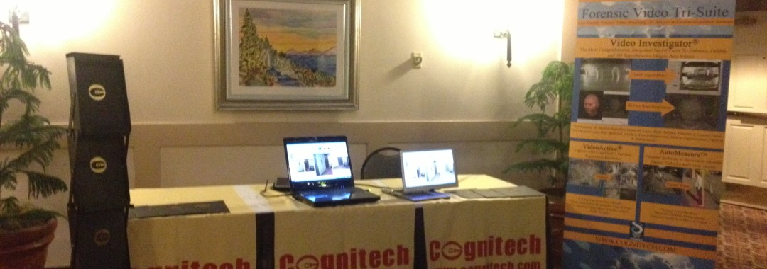 ca2rs conference booth