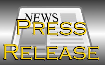 Press Release Banner