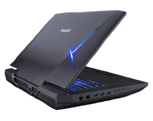 Cognitech Software on Sager Gaming Laptops