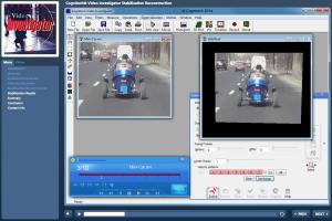 Video Investigator Stabilization Window
