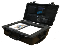 Cognitech Integrated Mobile Workstation Pelican Case
